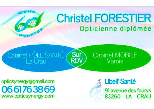 Christel Forestier - Optic Synergy