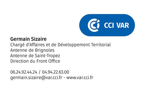 Germain Sizaire - CCI Var