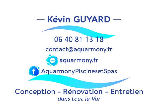 Kévin Guyard - Aquarmony