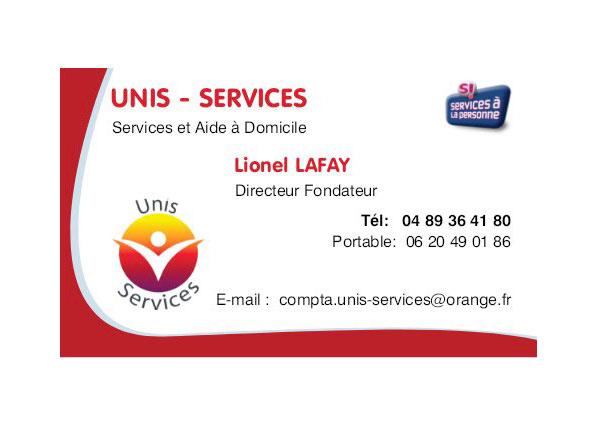 Lionel Lafay - Unis Services