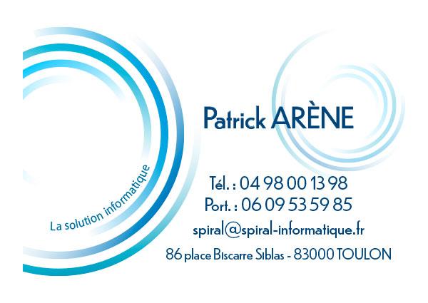 Patrick Arène - Spiral