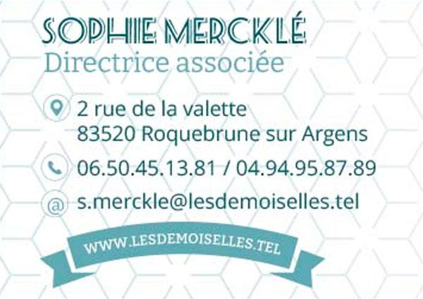 Sophie Mercklé - Les Demoiselles du Téléphone