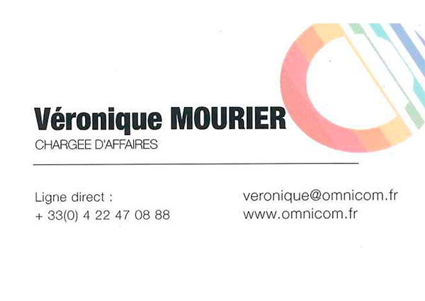 Véronique Mourier - Omnicom