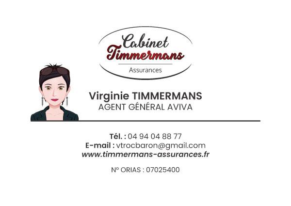 Virginie Timmermans - Aviva Assurances